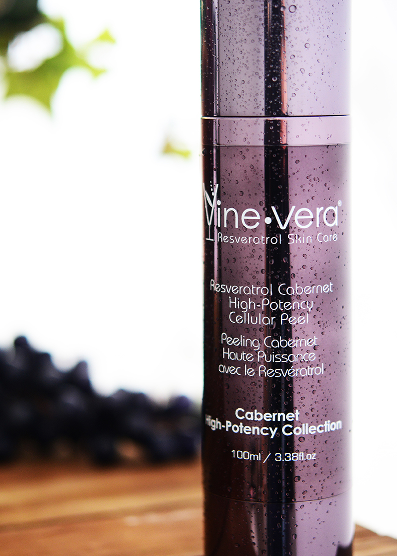 Cabernet High-Potency Celluar Peel with background