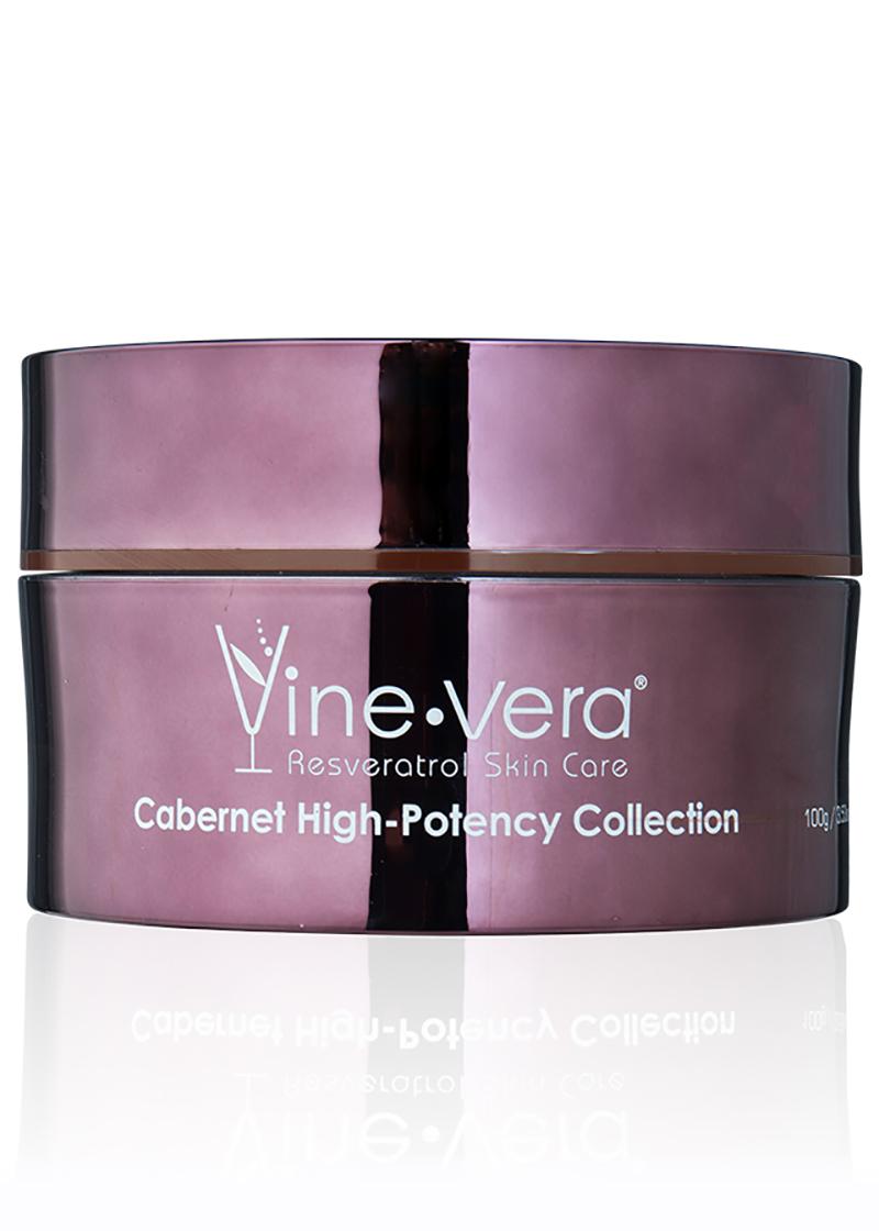 Vine Vera Resveratrol Cabernet High Potency Night Cream