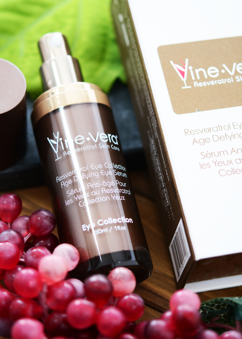 Eye Collection Age Defying Eye Serum with background