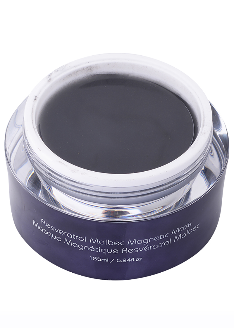 Malbec Magnetic Mask with removed lid