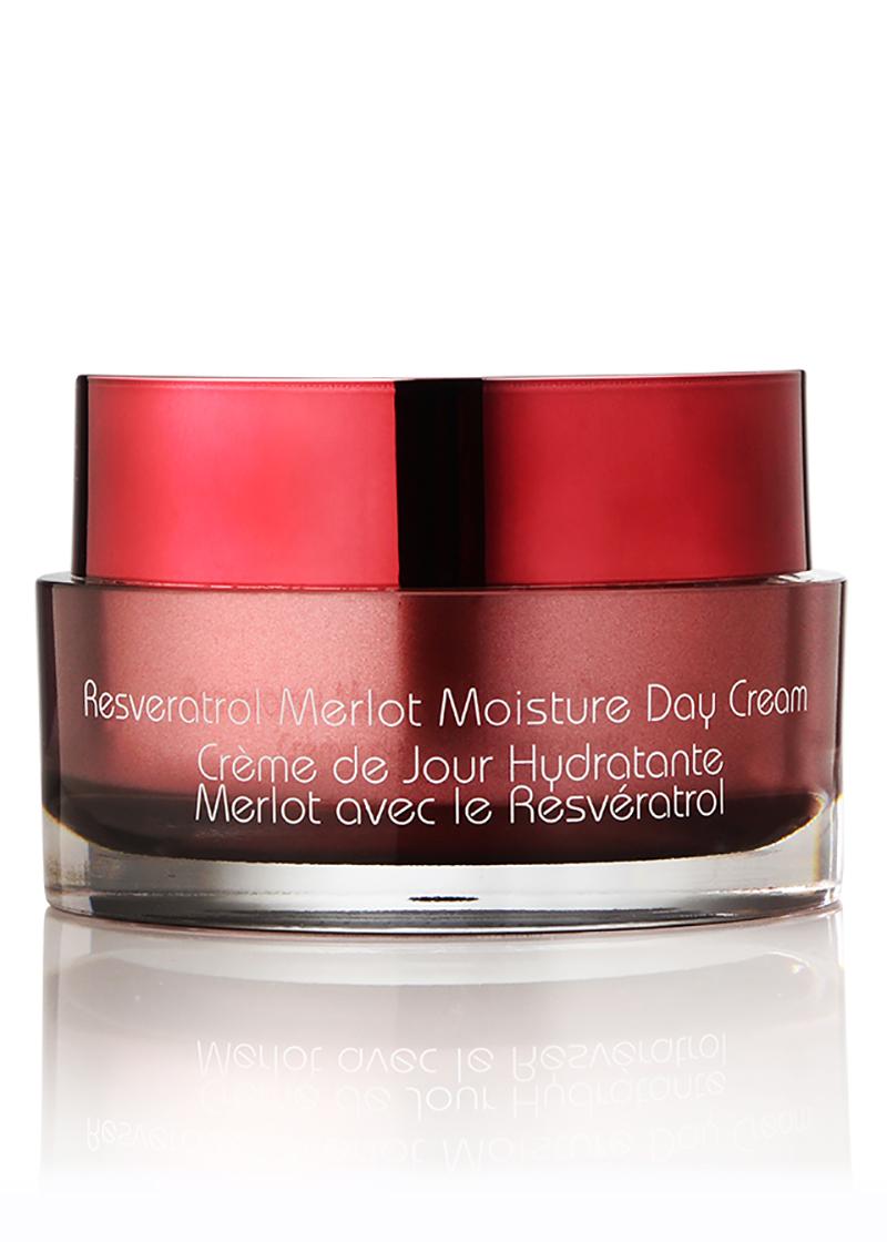 back view of Resveratrol Moisture Day Cream