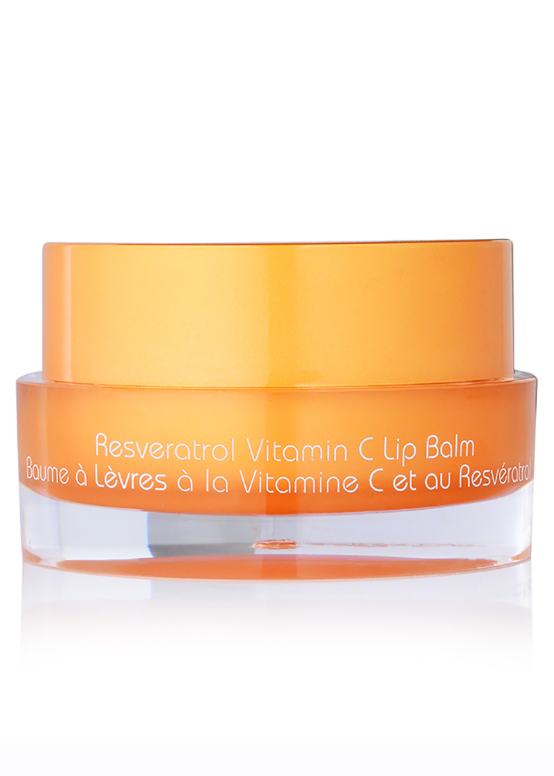 back view of Resveratrol Vitamin C Lip Balm